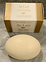 The Scottish Fine Soaps Co. Au Lait MILK & HONEY XL Milk Soap Bar NIB 10.5 oz