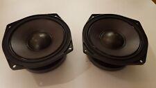 PHL Audio 1630   Nexo 053A 6.5'' driver/speaker PAIR