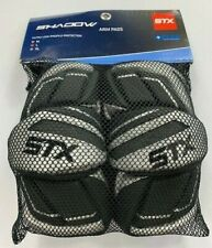 Stx Shadow Arm Pads Ultra Low-Profile Protection Black Size L New Bj
