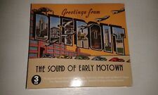 GREETING FROM DETROIT : THE SOUND OF EARLY MOTOWN 3CD BOXSET