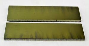 "KIRINITE VENOM 1/8"" Scales for Knife Making Woodworking Bushcraft Handle Inlays"