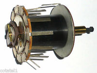 I-49 instrument : original spare part  wafer switch 11 pos US NOS - Vintage 1939