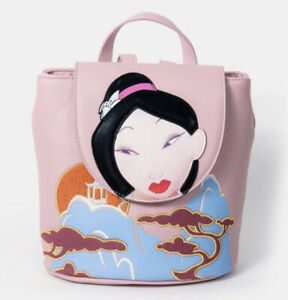 DANIELLE NICOLE X Disney Mulan Backpack NEW