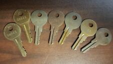 (1) Toolbox Key Code Cut CH523 Truck Tool Box Lock Key all major brands