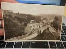 More details for carlops  vintage   postcard    peebleshire