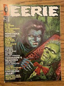 Eerie (1965 series) #19 FN/VF Warren comics