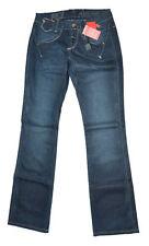 Magnifique Pantalon Jean Modèle Amerikass Marithé François Girbaud T 26 -  36 F