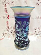 Fenton Favrene #816 Don Fenton Memorial Vase - Family Signed - Centennial Collec