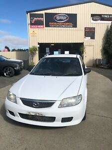 2002  Mazda 323 protege Wrecking Only , Motor not Available