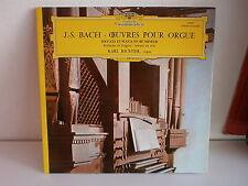 BACH Oeuvres pour orgue KARL RICHTER Orgue 138907 DEUTSCHE