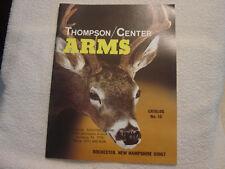 Thompson Center Arms 1983 no. 10 catalog