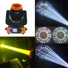 7R Sharpy 230W Moving Head Beam Light 3in1 double prism 24+8 DJ disco lighting