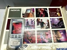 NOKIA N91 Mobile Phone Old Stock Rare collectors MOBILE PHONE Cell