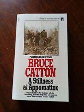 Stillness at Appomattox-Catton-Pulitzer-Scarce 1st Ed Paperback-Unread Cond-1958