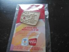2010 Olympics Vancouver Coca Cola The Gold Series PIN