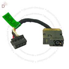 OEM HP Pavilion TouchSmart 14-N 15-F 15 N DC Power Jack & Cable 730932-TD1 YD1