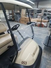 CLUB CAR CLEAR AND TINTED FOLD DOWN WINDSHIELDS FOR DS AND PRECEDENT