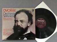L395 Dvorak Symphonies No.8 & No.9 Haitink Dorati 2LP Philips 6701 006 Stereo