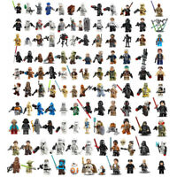 LEGO STAR WARS PICK YOUR MINIFIGURE LUKE BEN C-3PO R2-D2 STORMTROOPER + MORE