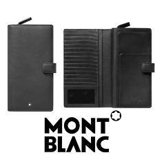 Montblanc Meisterstück Sfumato MB118342 Ash Grey Leather Men's Document Case