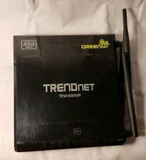 TRENDnet TEW-692GR 450 Mbps 4-Port Gigabit Wireless N Router (TEW692GR)