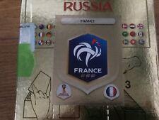 PANINI 2018 WORLD CUP RUSSIA GOLD EDITION STICKER#192