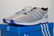 adidas originals ZX FLUX TORSION EU 46.6 UK11.5 grau silber B34505 Sneaker