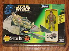Star Wars Expanded Universe Speeder Bike With Exclusive Rebel Pilot New in Box