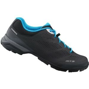 Brand New Shimano MT3 Cycling shoes - Unisex size 41 - Blue & Black Lightweight