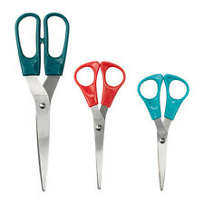IKEA Household Scissors, (SET OF 3) TROJKA Blue +FREE POSTAGE Useful