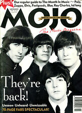 MOJO no. 24-1  November 1995 : Beatles special / Zappa / Elvis