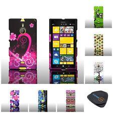 For Nokia Lumia 1520 Design Case - Hard Snap On Plastic Phone Cover