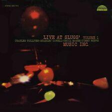 MUSIC INC. Live At Slugs Volume 1 Charles Tolliver STRATA-EAST Sealed Vinyl LP
