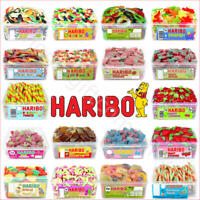 HARIBO SWEETS--1 X Full Tub or Pick a Weight--- PICK N MIX /CANDY/KIDS/ TREAT