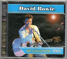 CD HIT COLLECTION 2000 DAVID BOWIE 17 TITRES COMPILATION