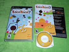 Loco Roco 2 - Sony PSP Complete