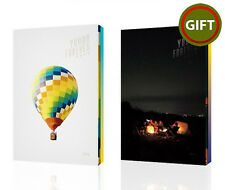 BTS-[YOUNG FOREVER] SET(NIGHT&DAY) CD+Poster+PhotoBook+Photocard+[GIFT SET]
