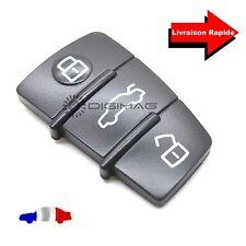 Bouton Pad 3 touches pour Coque clé Télécommande Audi