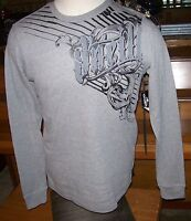 NEW O'Neill gray and black thermal long sleeve t shirt pick medium or  large