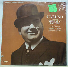 CARUSO - Operatic Rarities - RCA LM-2700 SEALED