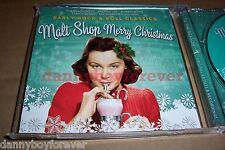 Early Rock & Roll Classics Malt Shop Merry Christmas CD