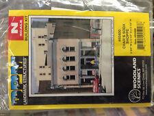 DPM #50400 N (Char's Soda Shoppe) Building