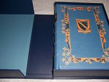 Folio Society The Luttrell Psalter with commentary volume by Michelle P. Brown