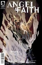 ANGEL & FAITH (2011) #18 SEASON 9 NM COVER B DARK HORSE BUFFY SPIKE