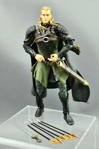 """Lord of the Rings Legolas Two Towers 6"""" Toybiz #2"""