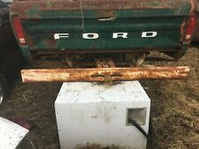 P H PH P&H P and H STEEL HEAVY DUTY REAR BUMPER ASSEMBLY Ford Dodge Chevy TRUCK