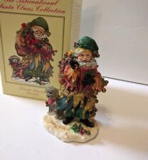 The International Santa Claus Collection Knecht Reprecht Germany Figure in Box