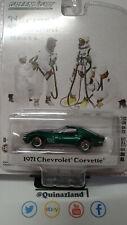 Greenlight  Norman Rockwell 1971 Chevrolet Corvette Chase (CG19)