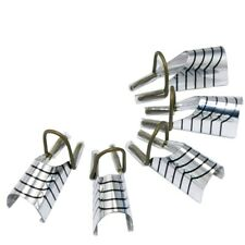 Ezi - 10 X Reusable Forms Acrylic UV GEL Nail Art Tips Extension Salon Home Use