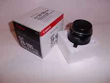 Canon Ultrasonic EF28-105MM F/3.5-4.5 USM superbe coffret